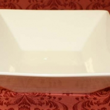 12 SQUARE SERVING BOWL