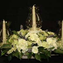 3 Globe Candles