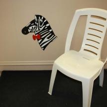 Bistro Chair Square Style