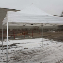 10x10 Canopies w/ No Sides (You Assemble)