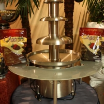 CHOCOLATE FOUNTAIN 3-TIER LARGER_FUNCTIONS