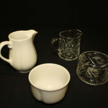 CREAM SUGAR SETS