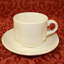 DUDSON CUP SAUCER
