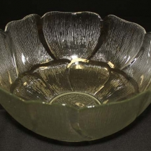 GLASS ARCOROC PUNCH BOWL
