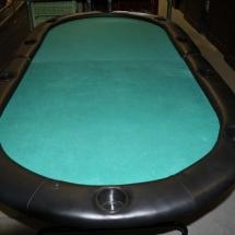 hold em poker table