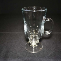 IRISH COFFEE MUG CLEAR