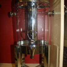 Juice-lemonade-dispenser-with-ice-difuser