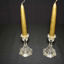 Octagon Taper Candle Holder