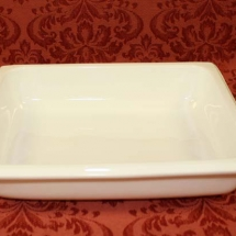 PORCELAIN SERVING BAKING DISH