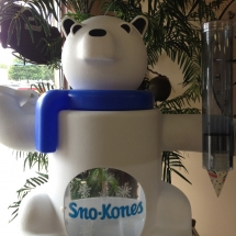 Sno Kone Machine Polar Pete