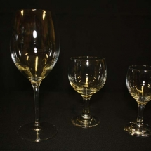 WINE GLASS 6 1/2 OZ