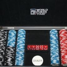 Poker chips 500 case